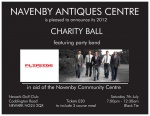 Charity Ball Tickets almost sold out!
