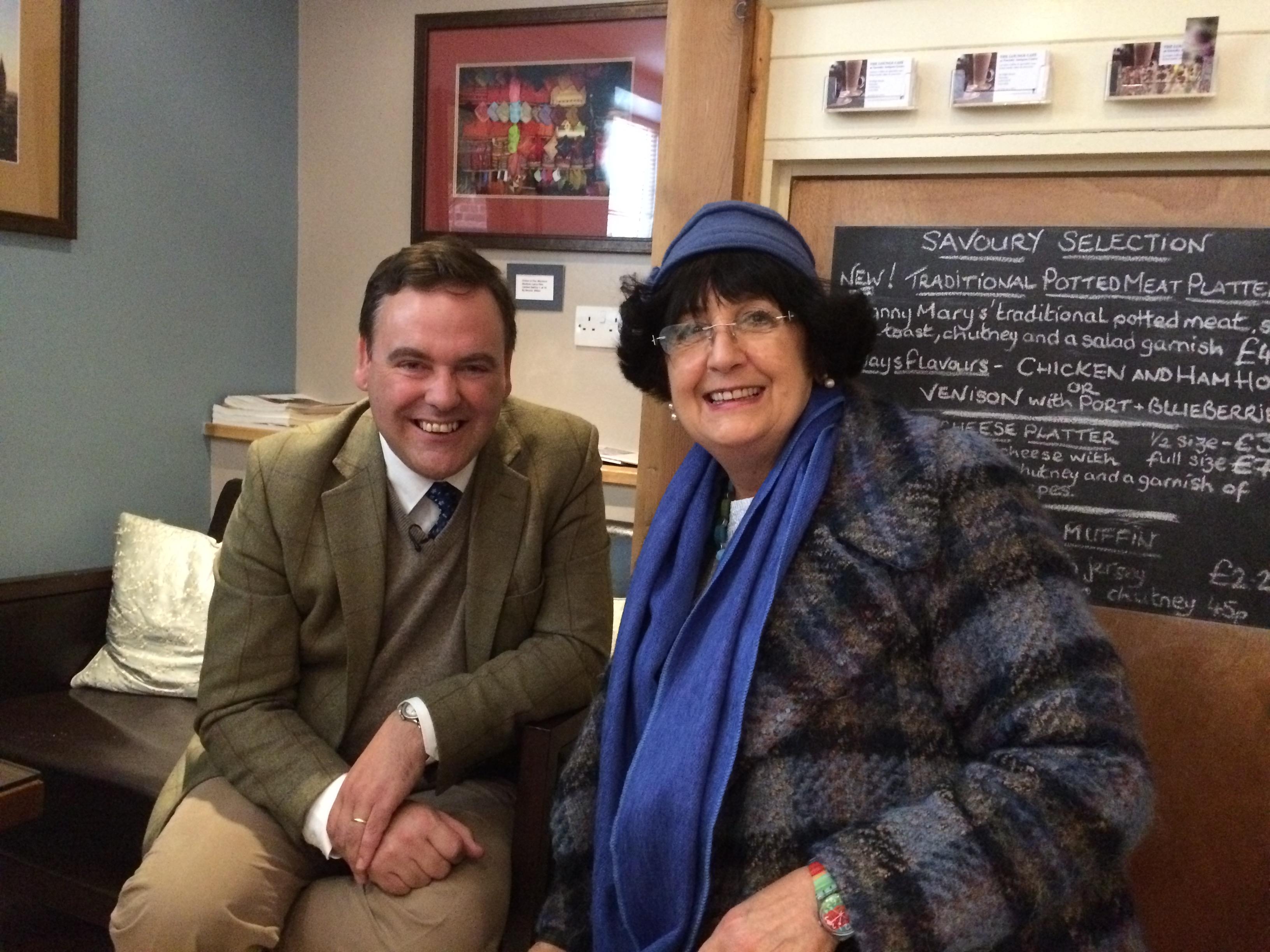 Antiques Road Trip at Navenby Antiques Centre