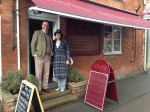 Antiques Roadtrip at Navenby Antiques Centre