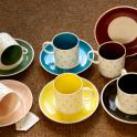 Coffee Cans & Saucers