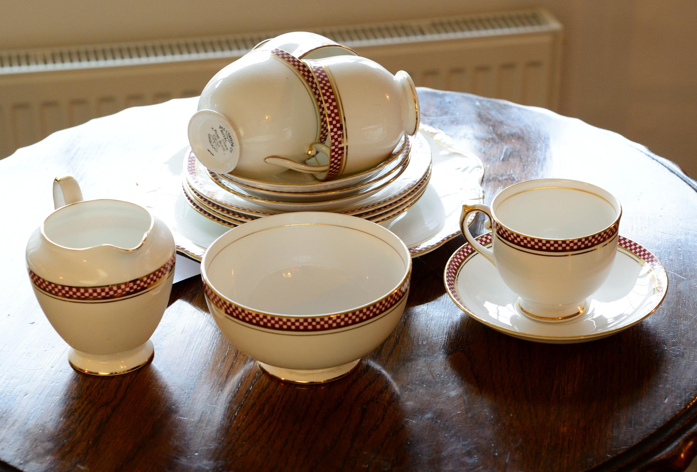 James Taylor Tea Set
