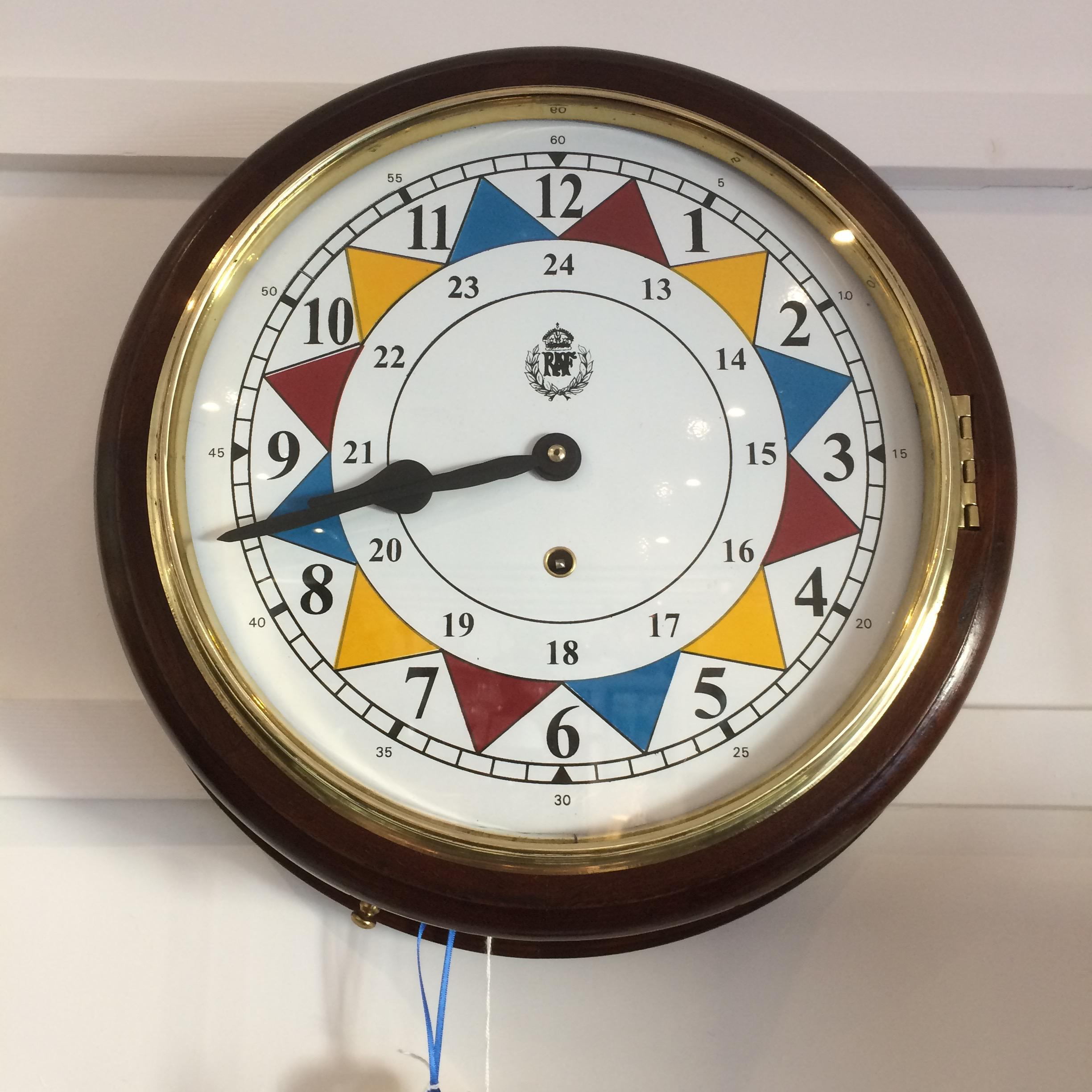 Eight Day Gallery Clock