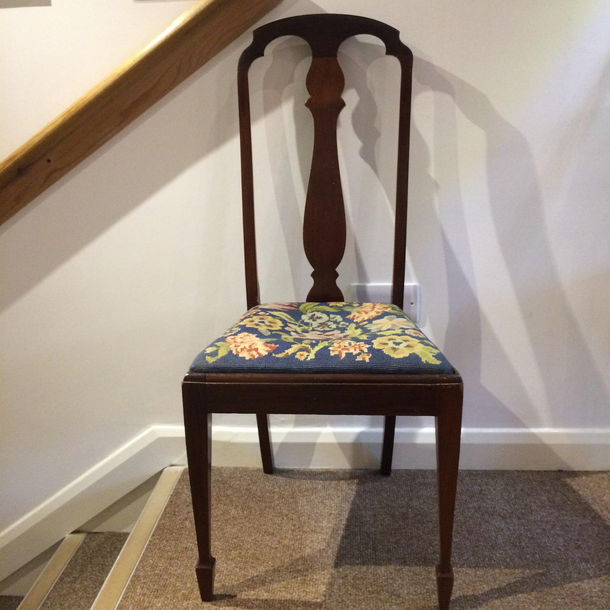 Set of Four Georgian Dining Chairs
