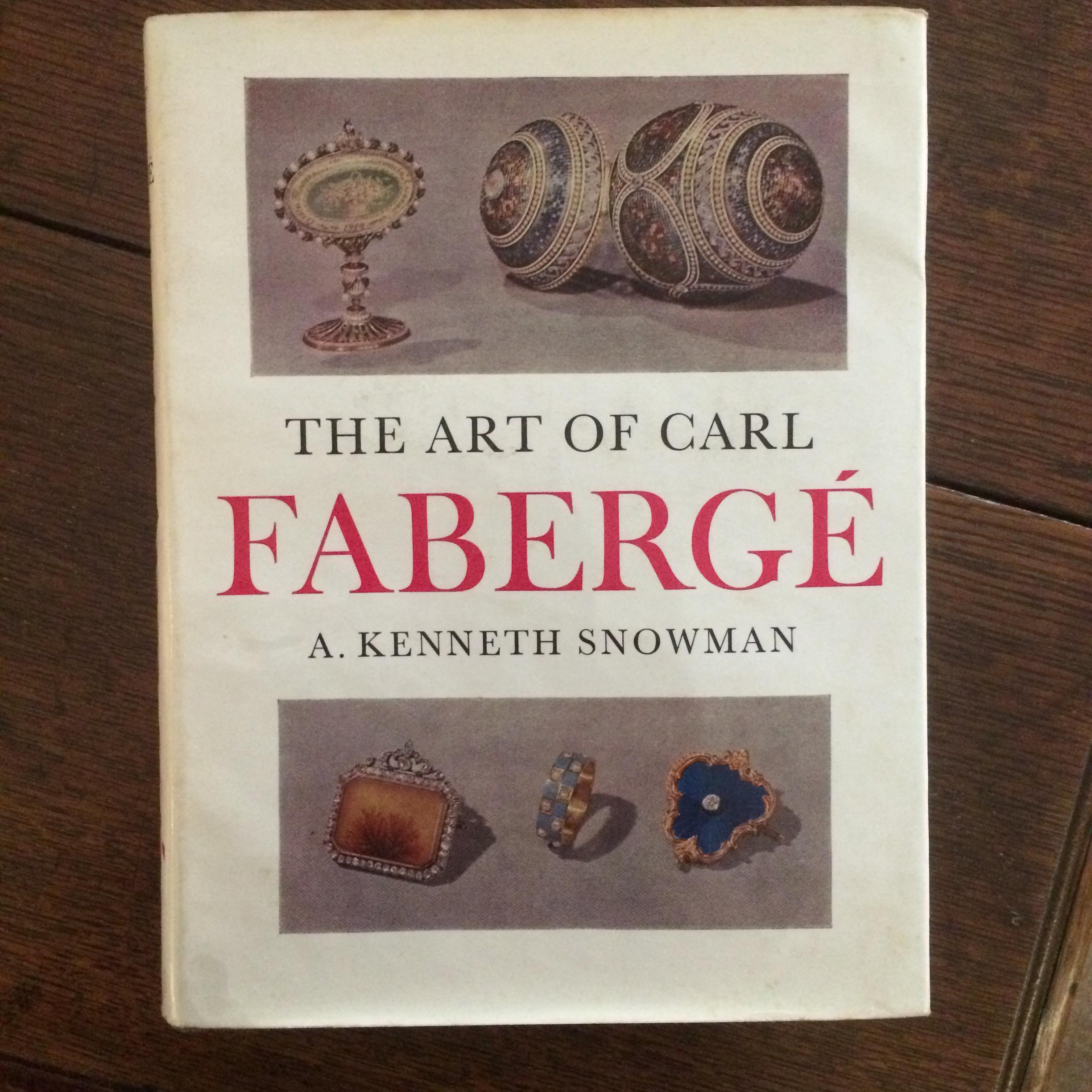 The Art of Carl Fabergé