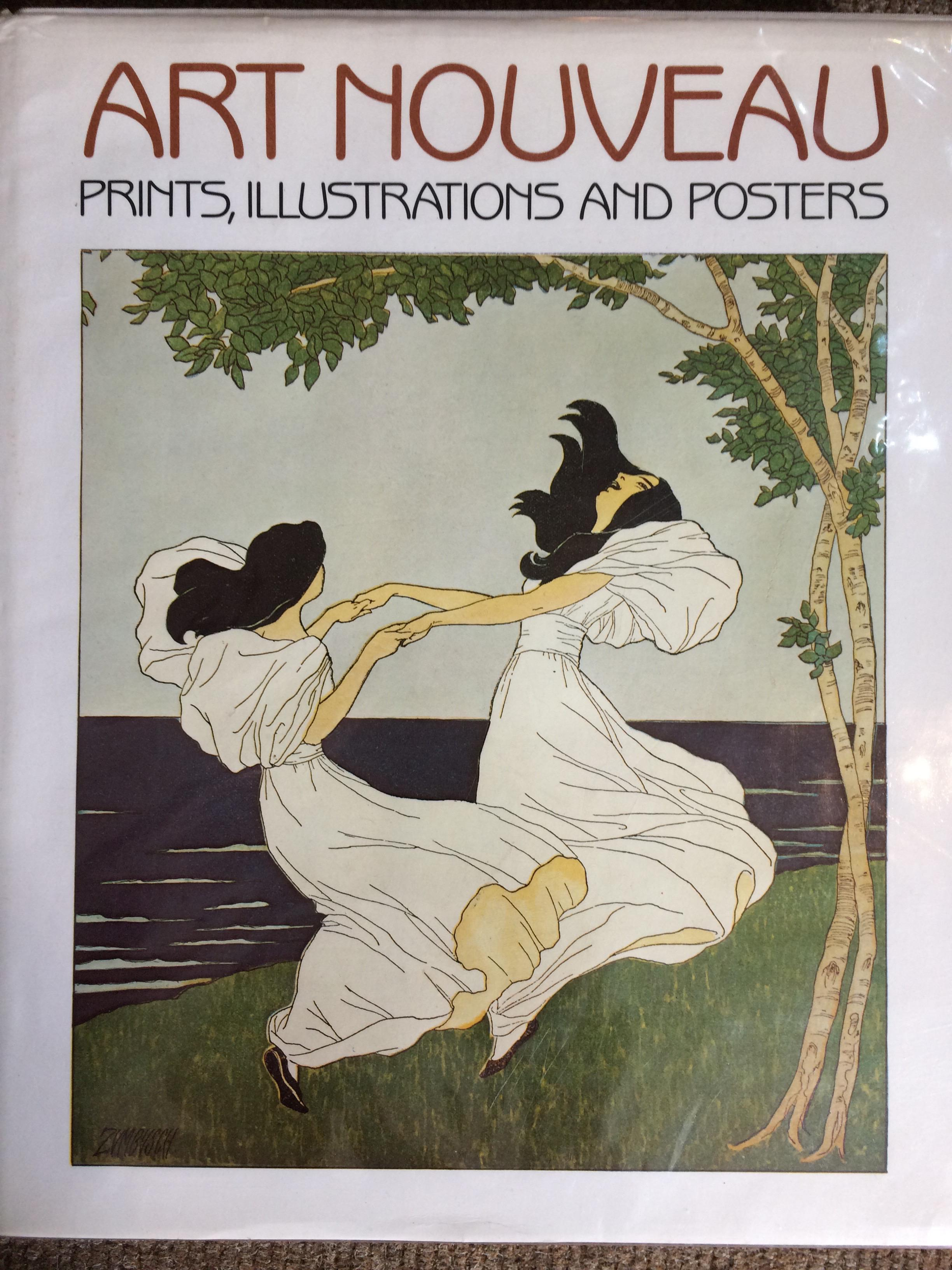Art Nouveau Prints, Illustrations and Posters
